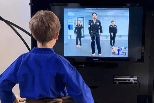 Kidsvirtualnologo, Destiny Martial Arts Academy