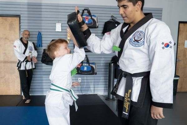 111111, Destiny Martial Arts Academy