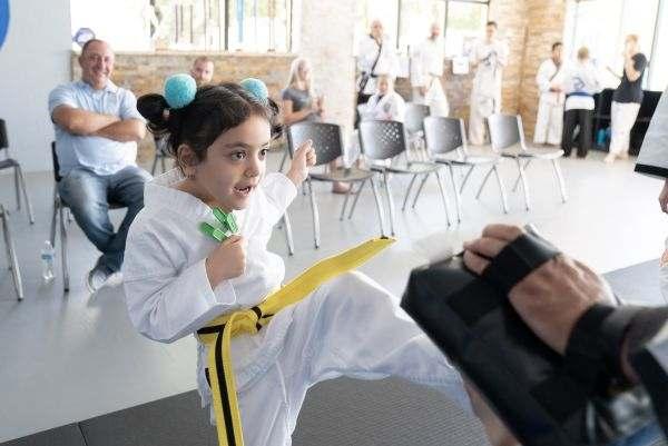22222, Destiny Martial Arts Academy