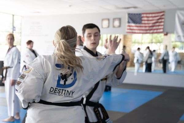 9998, Destiny Martial Arts Academy