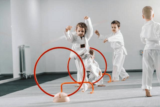 Kidsbirthday, Destiny Martial Arts Academy